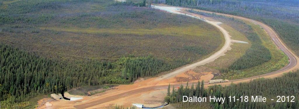 Dalton Highway 11-18 Mile – 2012