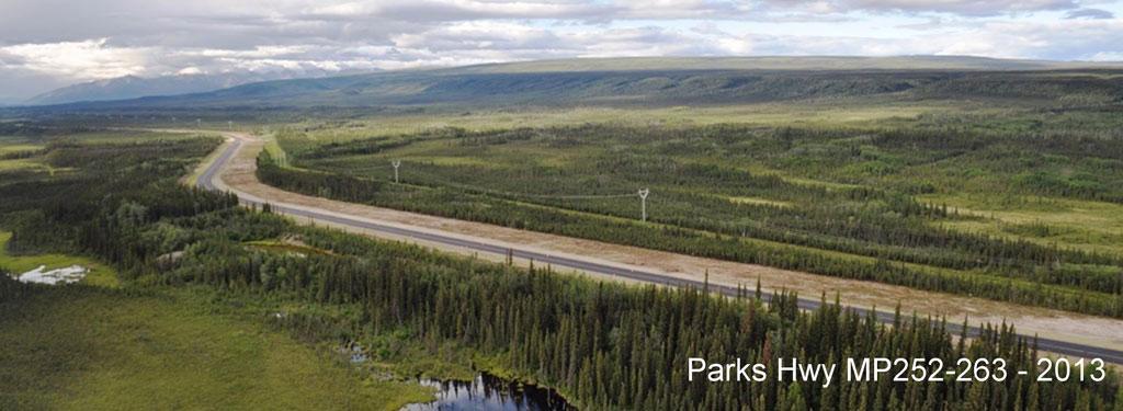 Parks Highway 252-263 – 2013
